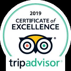trip-advisor-2019-certificate-of-excellence- Katun Ahau Belize Cultural Tours